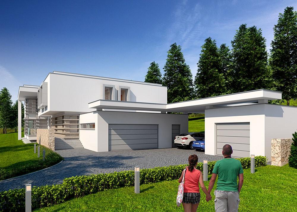 зачем Ознакомьтесь двухэтажные дома проекты с отдельным гаражом сожалению